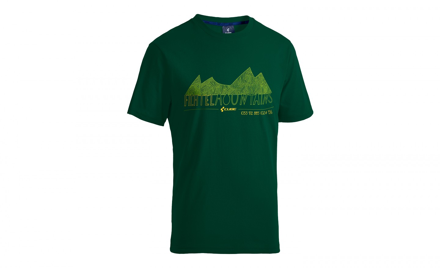 CUBE JUNIOR T-Shirt Fichtelmountains