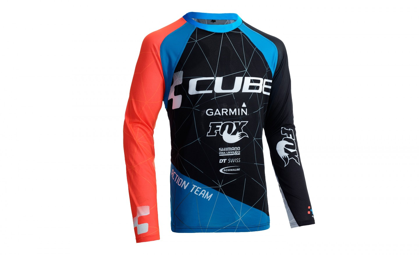 CUBE ACTION Roundneck Jersey Team L/S