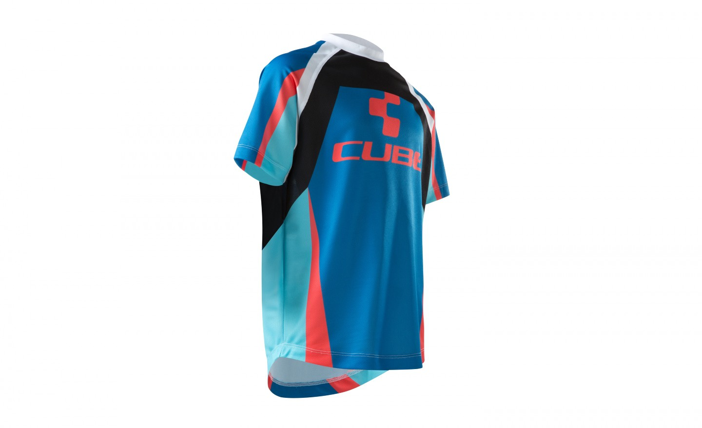 CUBE JUNIOR ACTION TEAM Roundneck Jersey S/S