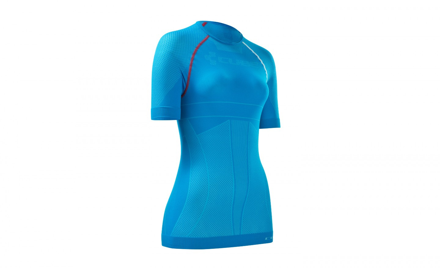 CUBE WLS Baselayer S/S TEAMLINE