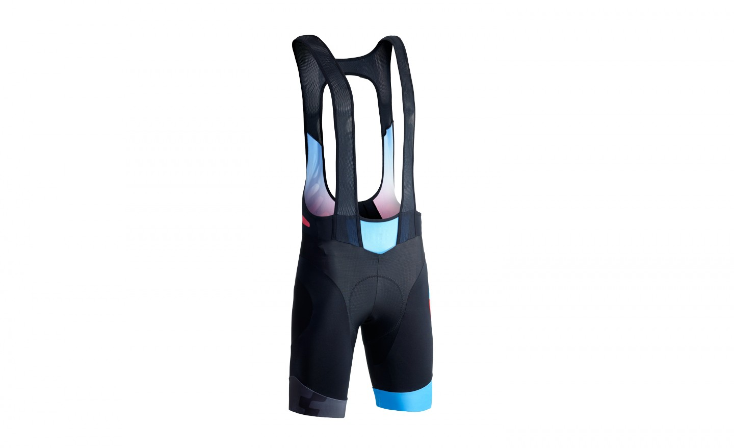 CUBE BLACK ZERO Bibshorts