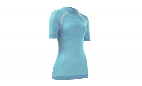 CUBE WLS Baselayer Shirt PRO S/S Be Cool