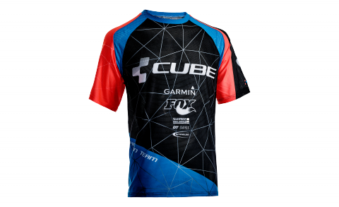 CUBE ACTION Roundneck Jersey Team S/S
