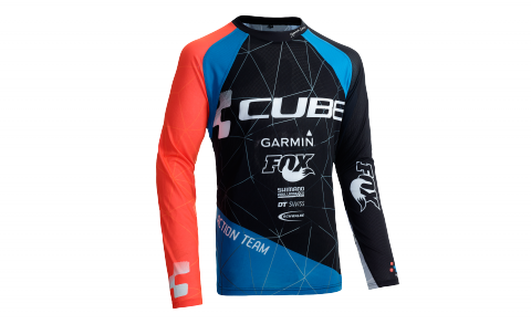 CUBE ACTION Roundneck Jersey Signature L/S