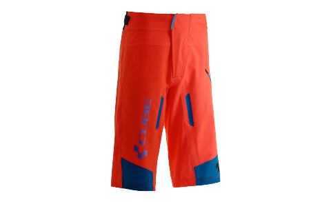 CUBE ACTION Shorts Signature