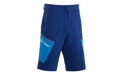 CUBE TOUR Shorts incl. Inner Shorts
