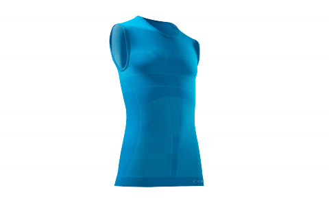 CUBE Baselayer sleeveless TEAMLINE