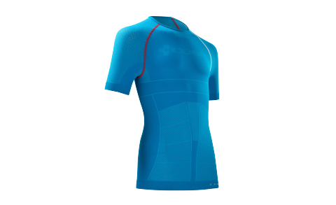 CUBE Baselayer S/S TEAMLINE