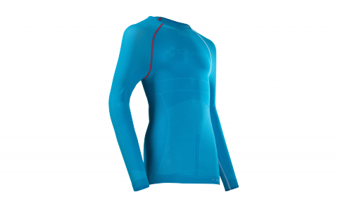 CUBE Baselayer L/S TEAMLINE