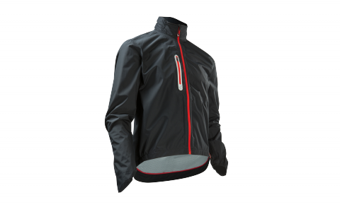 CUBE BLACKLINE Rainjacket