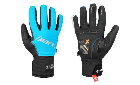 CUBE Natural Fit Gloves X-Shell Long Finger
