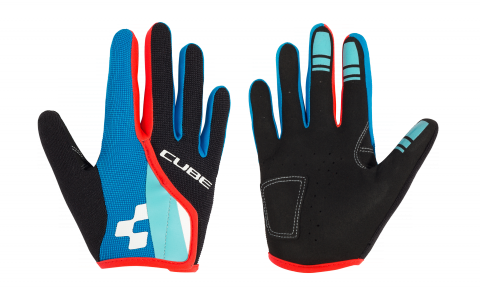 CUBE Gloves JUNIOR RACE EAZY Long Finger